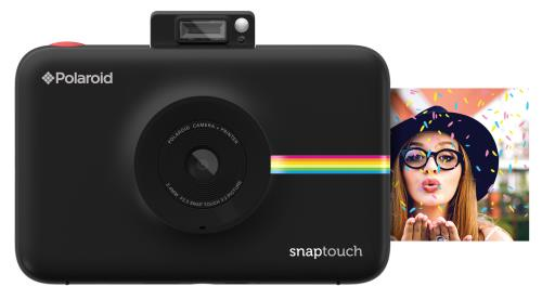 Appareil-photo-instantane-Polaroid-Snap-Touch-Noir