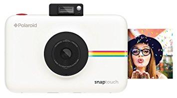Polaroid snap touch blanc impression instantanee
