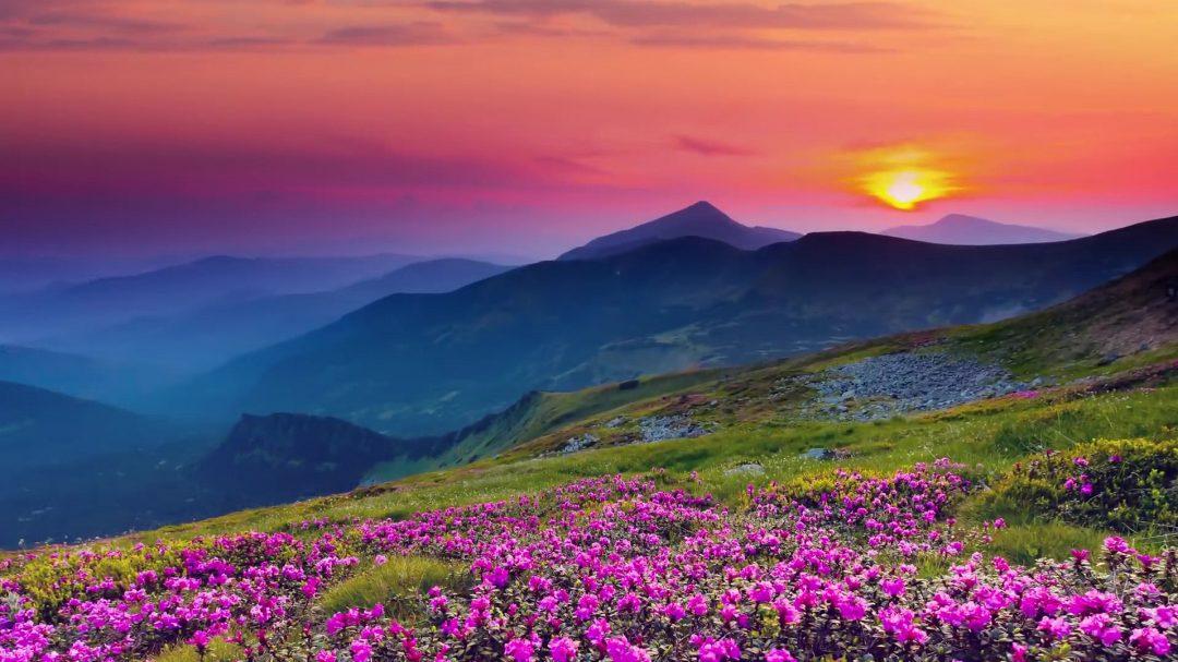 coucher-de-soleil-montagne