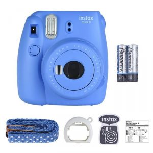Package Fujifilm Instax Mini 9