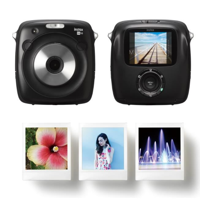 Instax Square SQ10 avant arriere