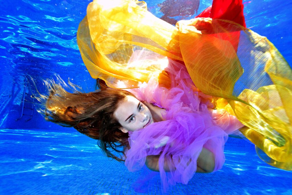 Conseils et matériel pour réussir des photos sous l'eau